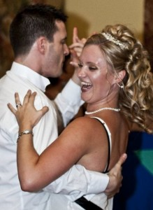 Salsa teachers Bristol - Salsa wedding dance