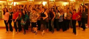 Latin dance workshops