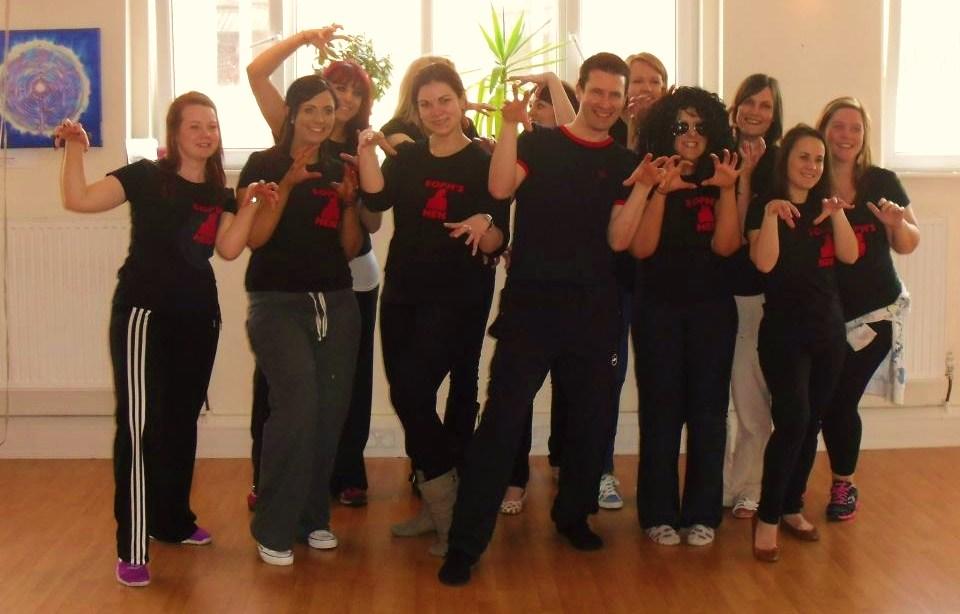 Salsa teachers Bristol