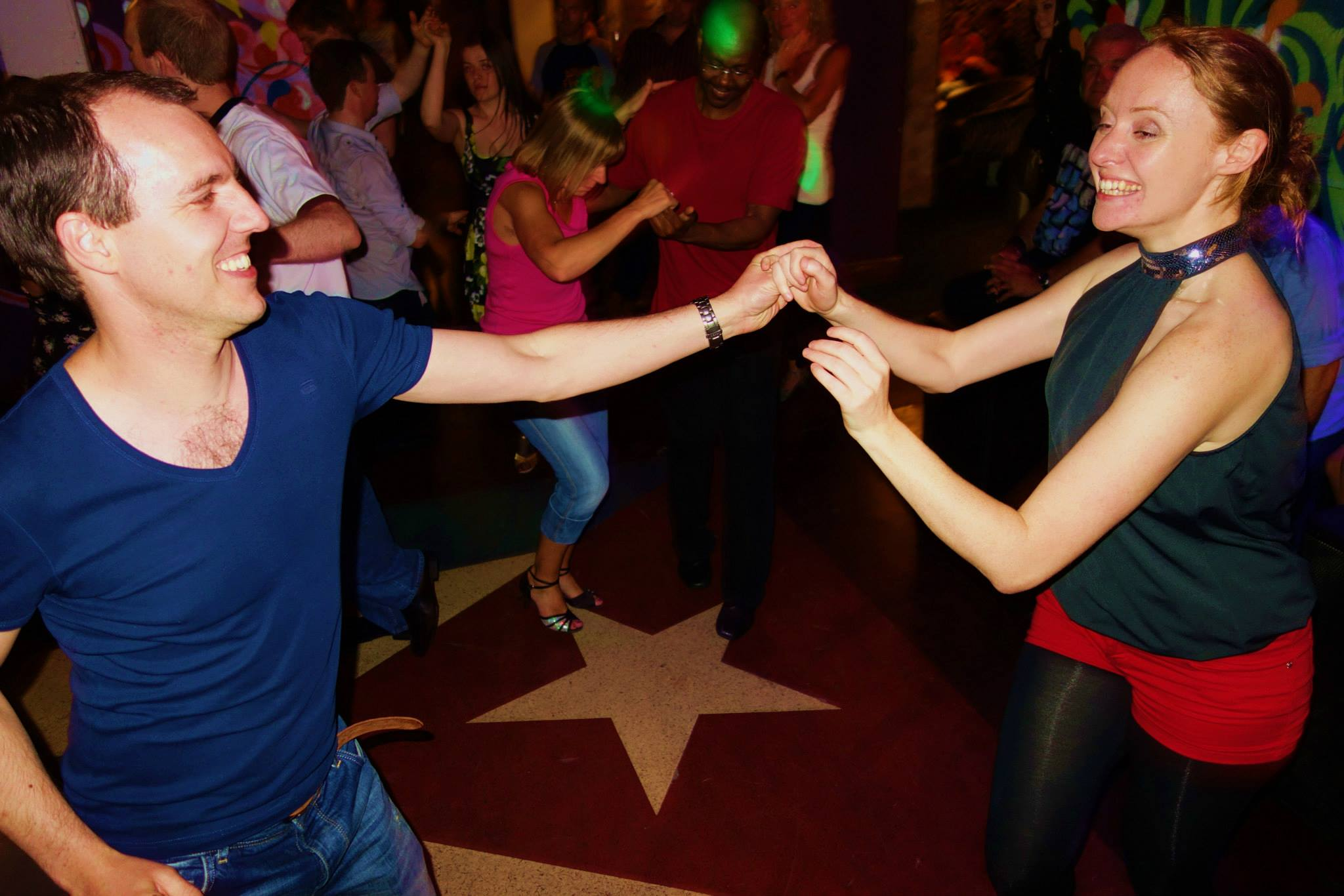 Friday Salsa parties-2