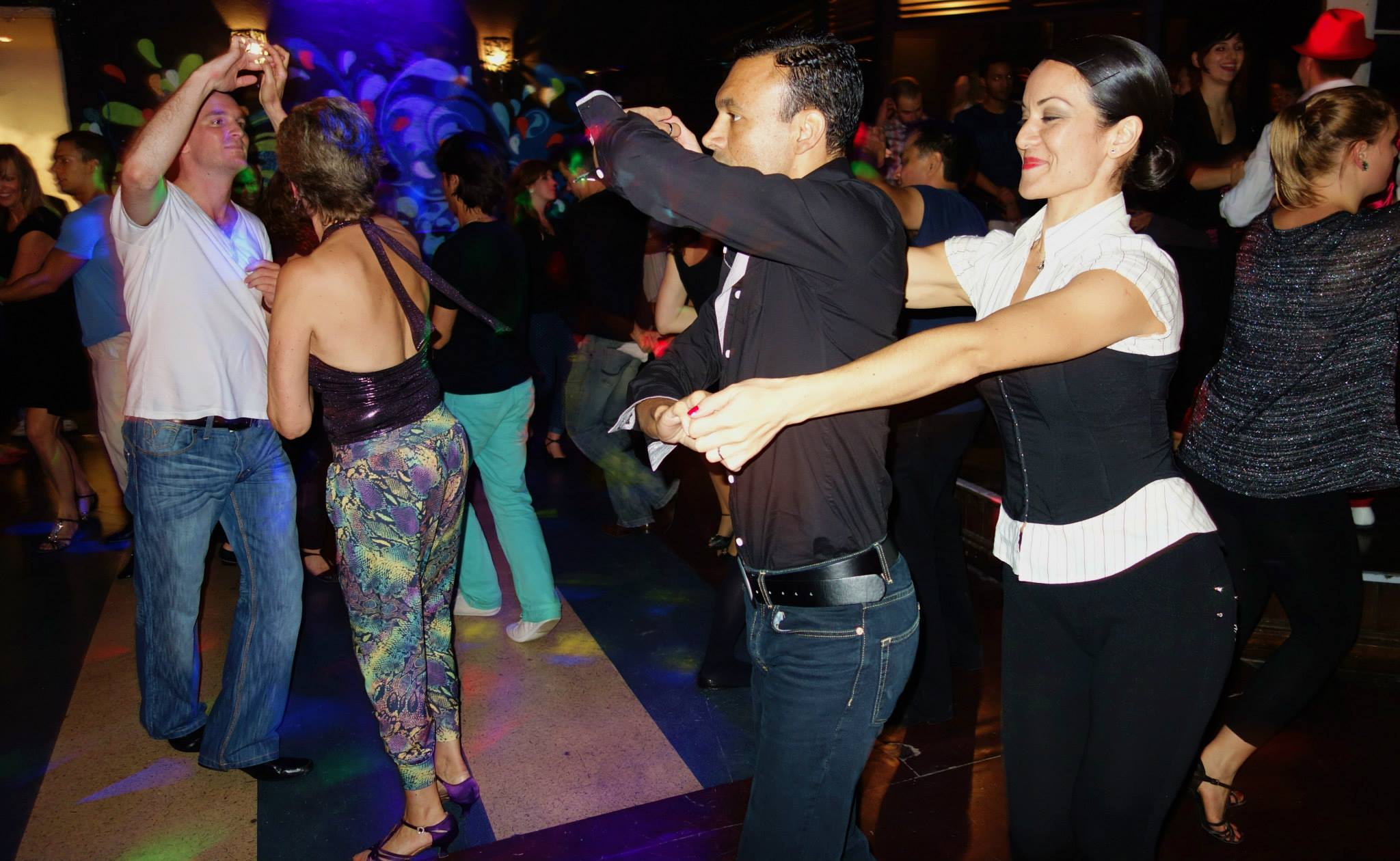 Friday Salsa parties-8