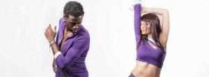 Tamba and Emanuela - salsa dancing bristol friday