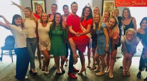 Salsa Souls Hen party June 2018