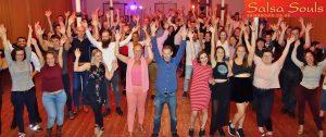 Salsa classes Bristol Wednesday