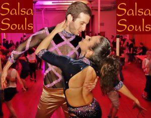 Adem & Tamara - salsa dancing bristol friday