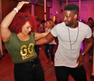 Sol & Laura - salsa dancing bristol friday