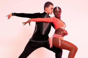 Santee & Sasha - salsa dancing bristol friday